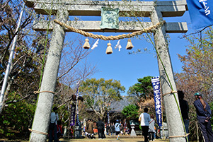 Ukujima Shrine